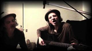 Trouble Weighs a Ton -- Dan Auerbach -- Cover -- Shawn Thomas Odyssey