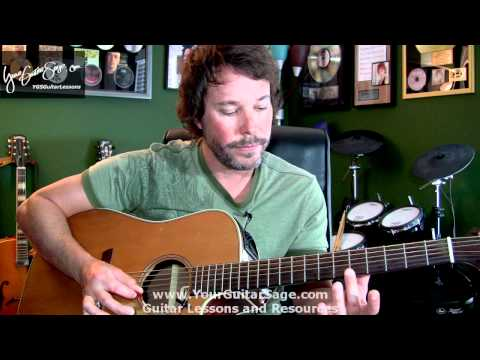 Advanced Harmonics - Beginner Acoustic Guitar Lesson