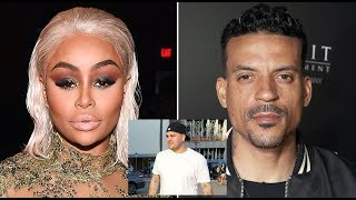 Blac Chyna EXP0SED HerseIf While Trying To D!SS Matt Barnes For Supporting Rob.K
