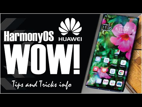 Harmony OS - Latest Features - UI Changes - Performance AMAZINGGGGG!!! Tips and Tricks info