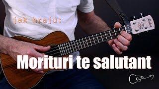 jak hrát Morituri te salutant / Karel Kryl (UKULELE)