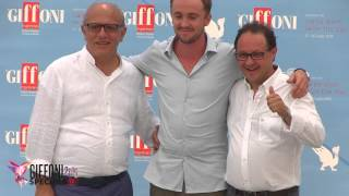 Том Фелтон, Arrivo di Tom Felton al Giffoni Film Festival 2015