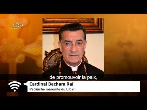 Patriarche Raï :  « Le Liban doit retrouver sa splendeur »