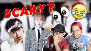 GUYS REACT TO 'BTS Members Are Lowkey Terrified of Suga'