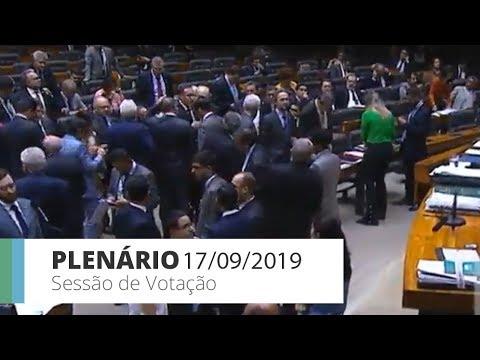 Plenário - PLP 461/2017 - 17/09/2019 - 19:57