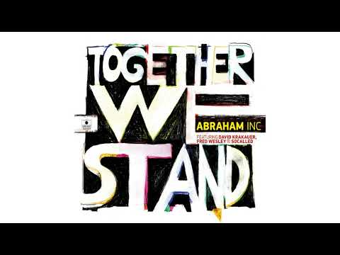 Abraham Inc. - Together We Stand online metal music video by DAVID KRAKAUER