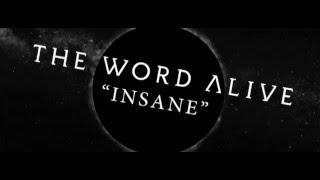 The Word Alive - Insane