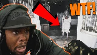 So Scared I Started Shaking And COULD NOT Stop! | (Visage Walkthrough Ep.5)