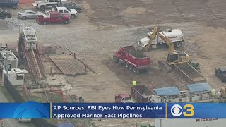 How Pennsylvania Approved Mariner East Pipelines