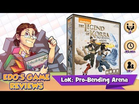 Edo's Legend of Korra: Pro-Bending Arena Review