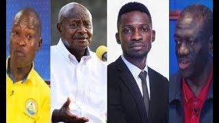KIWEDDE Bobi Wine Akakasidwa Nti Yasobola Okujjako Museveni