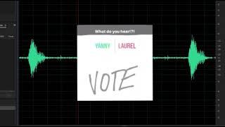 Обедают или в туалете?  Yanny or Laurel ? Янни или Лорел? Аудио-иллюзия.