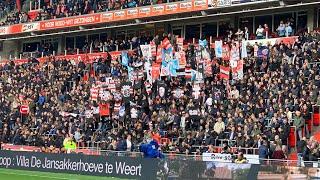 Wij Staan Bovenaan! : PSV-PEC Zwolle : 4/4//2019 : 4-0