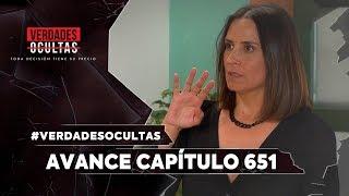 #VerdadesOcultas - Avance Capítulo 651