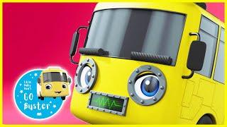 Evil ROBOT!!! | Kids Videos | GoBuster | Single Episode | Nursery Rhymes