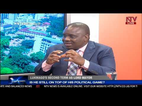 ON THE SPOT: Is the Lord Mayor, Elias Lukwago still on top of his game?
