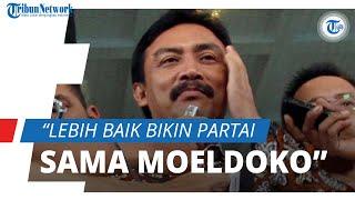 Tanggapi Gugatan Jhoni Allen ke PN, Andi Mallarangeng: Lebih Baik Bikin Partai Baru Sama Moeldoko