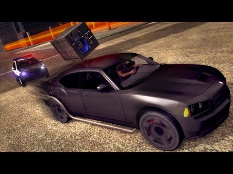 the fast and the furious xbox 360 trailer