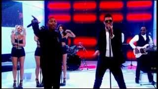 Robin Thicke - Blurred Lines ft. T.I. & Pharrell (Live Graham Norton Show)