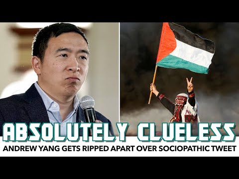 Andrew Yang Gets Ripped Apart Over Sociopathic Tweet