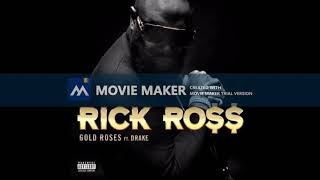 Rick Ross Feat. Drake (audio)   Gold Roses SLOWED DOWN