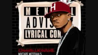 Chamillionaire Mixtape Messiah 5-I'm the one