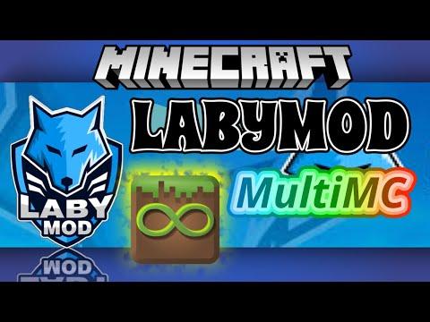 MultiMC - Installing Forge Mods - смотреть онлайн на Hah Life