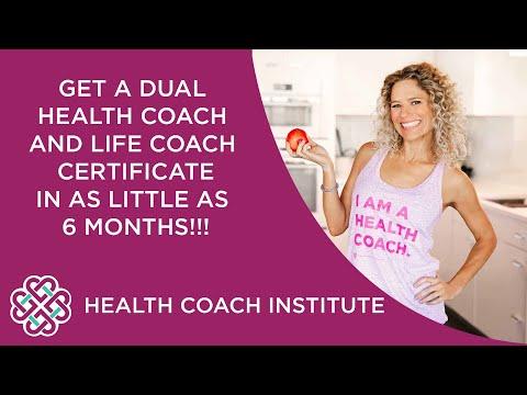 Health And Life Coach Certificate Program | Health Coach Institute ...