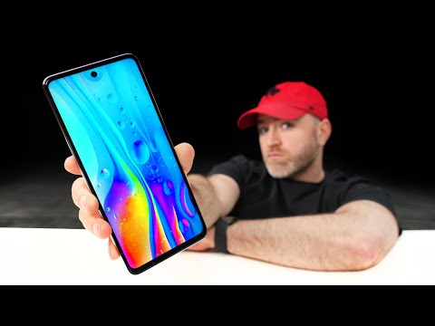 This New Smartphone Packs a MONSTER Display…