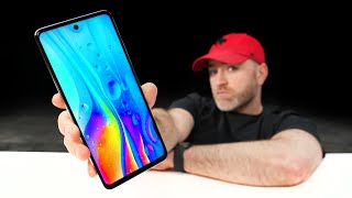 This New Smartphone Packs a MONSTER Display... thumbnail
