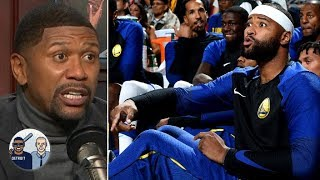 Boogie Cousins to unlock something we've never seen from the Warriors – Jalen Rose | Jalen & Jacoby