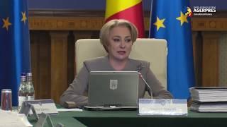 Dăncilă: Perioada de valabilitate a paşapoartelor simple electronice va fi extinsă de la 5 la 10 ani