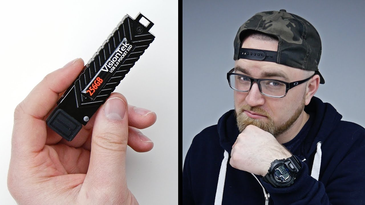 The Smallest, Fastest Storage EVER? thumbnail