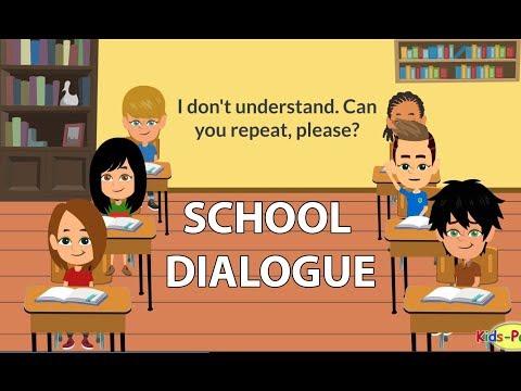 School Conversation, School Dialogue