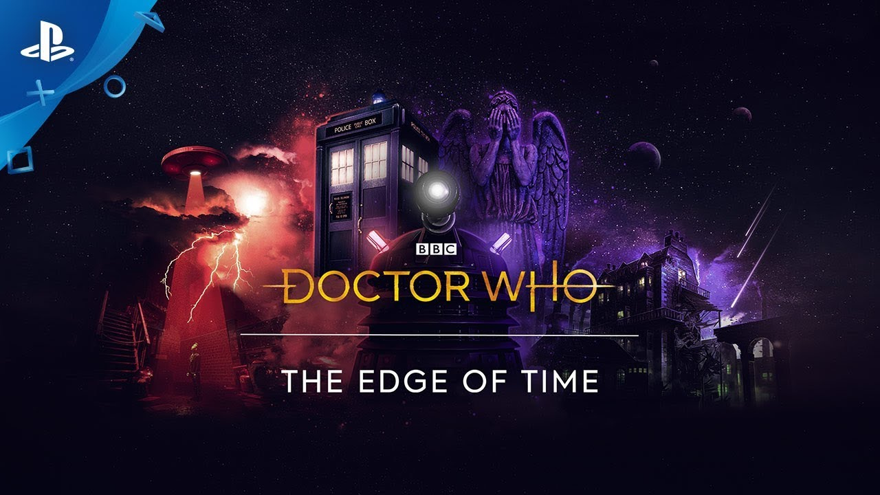 Doctor Who: The Edge of Time Comes to PS VR Tomorrow