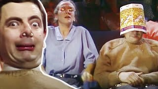 Bean At The CINEMA 🎥🍿 | Funny Clips | Mr Bean Official