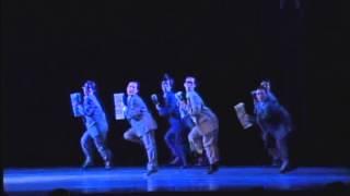 2013년 제9회 부산국제무용제 국외공식초청팀 일본 AMM Performing Arts Run&JB