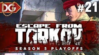Team Unity Attempts to Escape From Tarkov - #8 - Самые лучшие видео