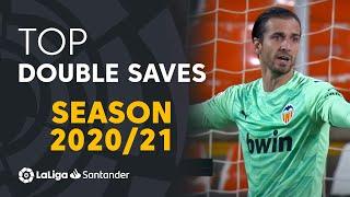 TOP 5 DOUBLE SAVE LaLiga Santander 2020/2021