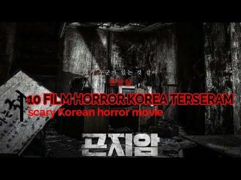 10 film horor korea populer dan terseram  scary korean horror movie