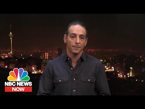 Iran And The U.S. Get Closer To War | NBC News Now
