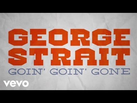 Goin' Goin' Gone Lyric Video