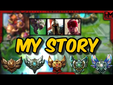 My League of Legends Story   Opening Up About My Diagnosis