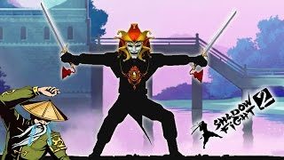 ЗАБРАЛ ОРУЖИЕ ОТШЕЛЬНИКА Мультик для детей про бои с тенью Игра Shadow Fight 2