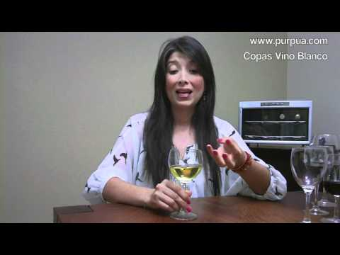 Copas para el Vino BLANCO
