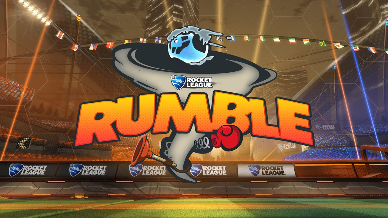Rocket League - Rumble Trailer