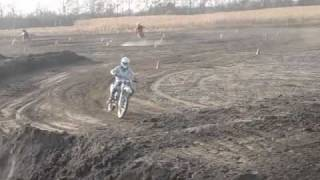 preview picture of video 'yamaha 250 yzf ajka motocross video 2010'