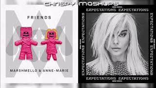 Marshmello, Anne-Marie & Bebe Rexha - Friends / I