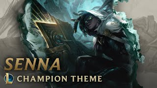 Senna, the Redeemer | Champion Theme (ft. The Crystal Method) - League of Legends