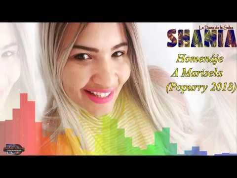 Shania la dama de la salsa